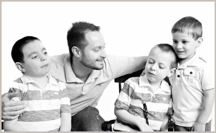 Michael Stults & Family - Brisan Parker Duncan