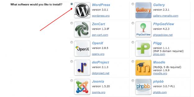 DreamHost - Select WordPress
