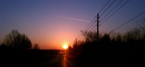 Sunrise 3-13-12