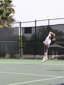 Javier Tennis