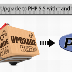 How to upgrade PHP 5.2 to PHP 5.5 in WordPress – 1and1